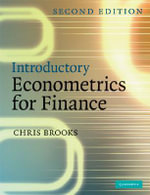 Introductory Econometrics for Finance - Chris Brooks