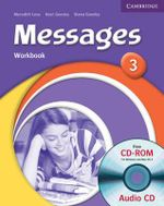 Messages 3 Workbook with Audio CD/CD-ROM : Level 3 - Meredith Levy
