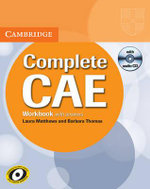 Complete CAE Workbook with Answers with Audio CD - Laura Matthews