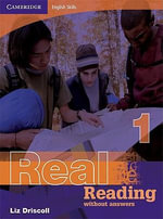 Cambridge English Skills Real Reading 1 without Answers : Level 1 - Liz Driscoll