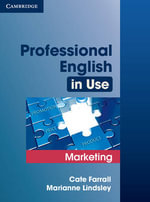 Professional English in Use : Marketing - Cate Farrall