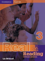 Cambridge English Skills Real Reading 3 without Answers : Cambridge English Skills - Liz Driscoll