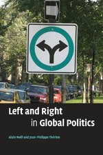 Left and Right in Global Politics - Alain Noel