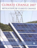 Climate Change 2007 : Mitigation of Climate Change