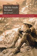 The War Puzzle Revisited : Cambridge Studies in International Relations - John A. Vasquez