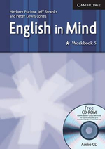 English in Mind : Workbook 5 : Includes Audio CD/CD-ROM - Herbert Puchta