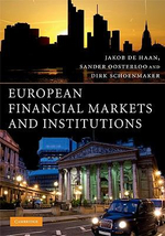 European Financial Markets and Institutions - Jakob de Haan