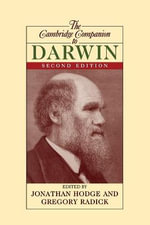 The Cambridge Companion to Darwin : Cambridge Companions to Philosophy (Paperback)
