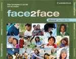Face2face Advanced  : Advanced Class Audio CDs - Gillie Cunningham