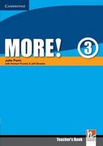 More! Level 3 Teacher's Book : More! - Julie Penn