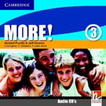 More! Level 3 Class Audio CDs : Level 3 - Herbert Puchta