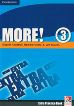 More! Level 3 Extra Practice Book : More! Ser. - Herbert Puchta