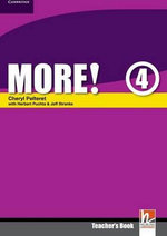 More! Level 4 Teacher's Book : More! Ser. - Cheryl Pelteret