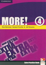 More! Level 4 Extra Practice Book - Rob Nicholas