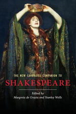 The New Cambridge Companion to Shakespeare : Cambridge Companions to Literature (Paperback)