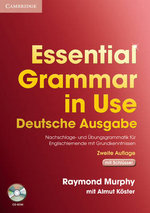 Essential Grammar in Use German Edition with Answers and CD-ROM - Raymond Murphy