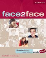 Face2face Elementary Workbook with Key EMPIK Polish Edition - Chris Redston