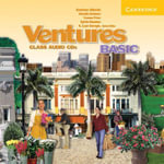 Ventures Basic Class Audio CDs (2 CDs) - Gretchen Bitterlin