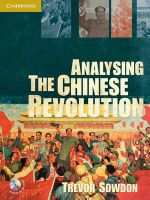 Analysing the Chinese Revolution with CD-ROM - Trevor Sowdon
