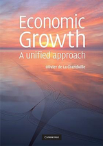 Economic Growth : A Unified Approach - Olivier de la Grandville