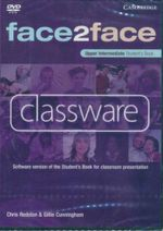 Face2face Classware Upper-Intermediate Student's Workbook : Software Version of the Student's Book for Classroom Presentation - Chris Redston