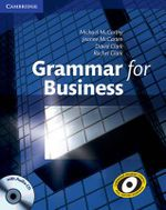 Grammar for Business  : With Audio CD - Michael McCarthy