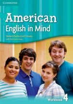 American English in Mind Level 4 Workbook - Herbert Puchta