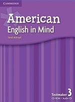 American English in Mind Level 3 Testmaker CD-ROM and Audio CD : Testmaker, Level 3 - Sarah Ackroyd