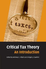 Critical Tax Theory : An Introduction - Bridget J. Crawford