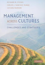 Management Across Cultures : Challenges and Strategies - Richard M. Steers