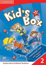 Kid's Box Level 2 Interactive DVD (NTSC) with Teacher's Booklet : Level 2 - Caroline Nixon