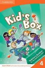 Kid's Box Level 4 Interactive DVD (NTSC) with Teacher's Booklet : Level 4 - Caroline Nixon