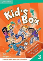 Kid's Box Level 3 Interactive DVD (NTSC) with Teacher's Booklet : Level 3 - Caroline Nixon