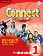 Connect 1 Student's Book with Self-Study Audio CD : Bk. 1 - Jack C. Richards