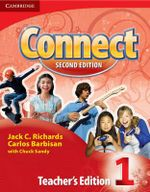 Connect Level 1 Teacher's Edition : Level 1 - Jack C. Richards