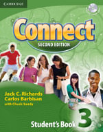 Connect 3 Student's Book with Self-Study Audio CD : Connect Second Edition - Jack C. Richards