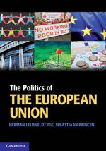 The Politics of the European Union - Herman Lelieveldt