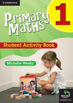 Active Maths Student Activity Book 1 : Bk. 1 - Michelle Weeks