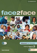 Face2face Advanced Test Generator CD-ROM - Sarah Ackroyd