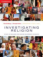 Investigating Religion : Study of Religion for Senior Secondary Students - Peta Goldburg