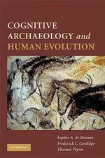 Cognitive Archaeology and Human Evolution : Role in the Metabolism and Toxicity of Drugs and O...