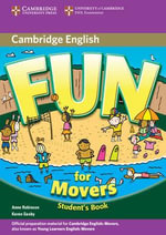 Fun for Movers Student's Book - Anne Robinson