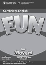 Fun for Movers Teacher's Book - Anne Robinson