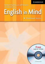 English in Mind : Workbook Starter : Includes Audio CD/CD ROM - Herbert Puchta