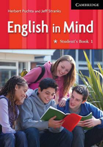 English in Mind : Student's Book 1 : English in Mind Ser. - Herbert Puchta