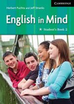 English in Mind : Student's Book 2 - Herbert Puchta