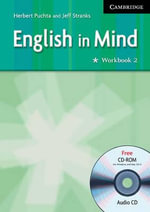 English in Mind  Workbook 2 :  Workbook 2 [With Workbook and CD (Audio)] - Herbert Puchta