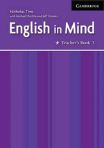 English in Mind : Teacher's Book 3
