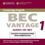Cambridge BEC Vantage Audio CD Set (2 CDs) : Practice Tests from the University of Cambridge Local Examinations Syndicate - University of Cambridge Local Examinations Syndicate
