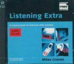 Listening Extra Audio CD Set : A Resource Book of Multi-Level Skills Activities - Miles Craven
